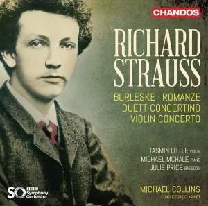 Richard Strauss: Concertante Works