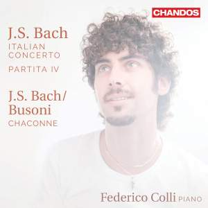 JS Bach: Italian Concerto&#x3B; Partita No. 4&#x3B; Chaconne from Partita No. 2 in D minor