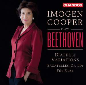 Imogen Cooper Plays Beethoven Product Image