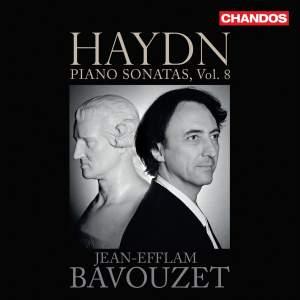 Haydn: Piano Sonatas, Vol. 8 Product Image