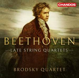 Beethoven: Late String Quartets Product Image