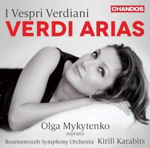 I Vespri Verdiani Product Image
