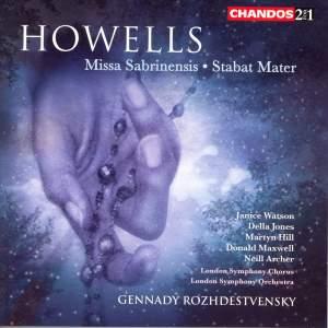Howells: Missa Sabrinensis & Stabat Mater