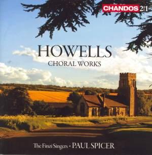 Howells - Choral Works