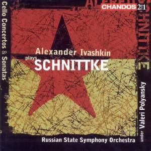 Alexander Ivashkin plays Alfred Schnittke