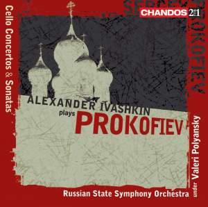 Prokofiev - Cello Concertos & Sonatas Product Image