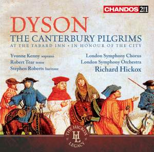 George Dyson: The Canterbury Pilgrims