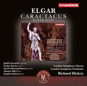 Elgar: Caractacus & Severn Suite