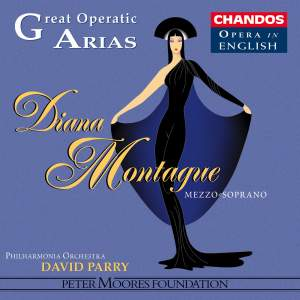 Great Operatic Arias 2 - Diana Montague Volume 1 Product Image
