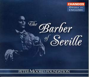 Rossini: The Barber of Seville Product Image