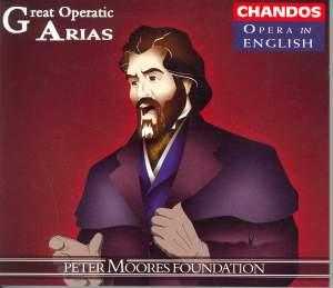 Great Operatic Arias 6 - John Tomlinson Volume 1 Product Image