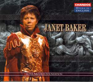 Janet Baker sings scenes from Julius Caesar
