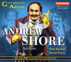 Great Operatic Arias 9 - Andrew Shore Product Image