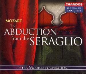 Mozart: The Abduction from the Seraglio Product Image