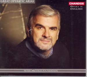 Great Operatic Arias - Alan Opie sing Bel Canto
