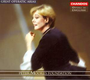 Great Operatic Arias 10 - Diana Montague Volume 2 Product Image