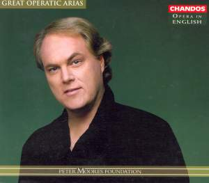Great Operatic Arias 13 - Bruce Ford Volume 2 Product Image