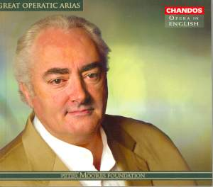 Great Operatic Arias 14 - Dennis O'Neill Volume 2 Product Image