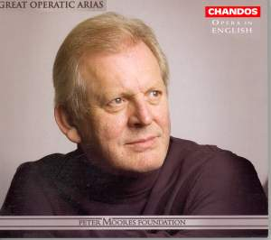 Great Operatic Arias 16 - Sir Thomas Allen Volume 1 Product Image