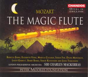 Mozart: The Magic Flute Product Image