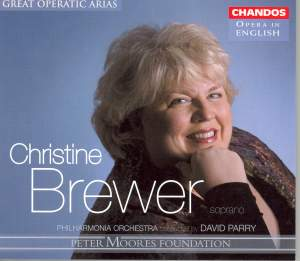 Great Operatic Arias 17 - Christine Brewer Volume 1