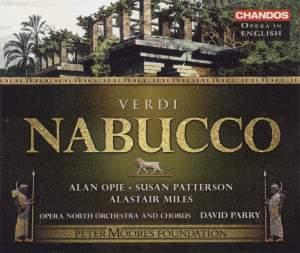 Verdi: Nabucco (Sung in English)