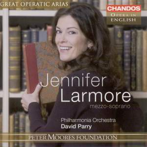 Great Operatic Arias 18 - Jennifer Larmore