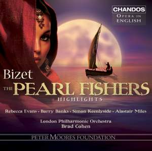 Bizet: The Pearl Fishers (highlights)