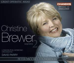 Great Operatic Arias 20 - Christine Brewer Volume 2