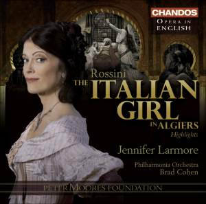 Rossini: The Italian Girl in Algiers (highlights)