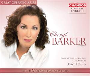Great Operatic Arias 21 - Cheryl Barker Product Image