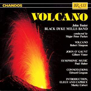 Black Dyke Mills Band plays Volcano