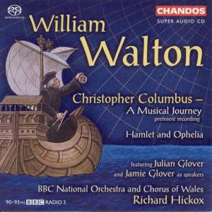 Walton: Christopher Columbus: A Musical Journey
