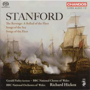 Stanford: Songs of the Sea, The Revenge & Songs of the Fleet Product Image