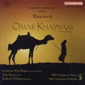 Bantock: Omar Khayyám Product Image