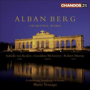 Berg - Orchestral Works