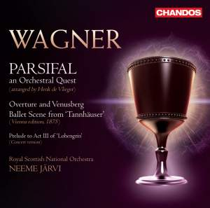 Wagner Transcriptions Volume 2: Parsifal