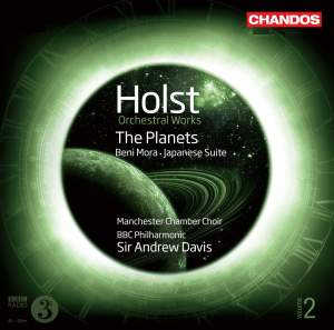 Holst: Orchestral Works Volume 2