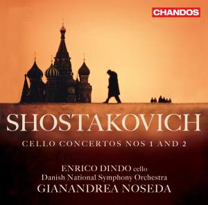 Shostakovich: Cello Concertos Nos 1 and 2