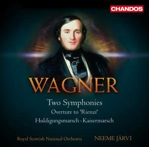 Wagner Transcriptions Volume 5: Orchestral Works