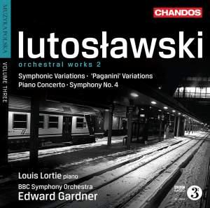 Lutosławski: Orchestral Works 2
