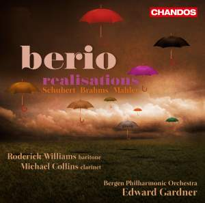Berio: Orchestral realisations of Schubert, Brahms & Mahler