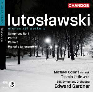 Lutosławski: Orchestral Works 4 Product Image