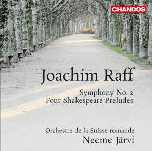 Joachim Raff: Orchestral Works Volume 1