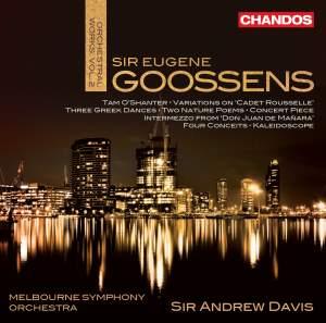 Goossens - Orchestral Works Volume 2