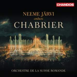Neeme Järvi conducts Emmanuel Chabrier Product Image