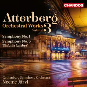 Orchestral Works, Volume 3
