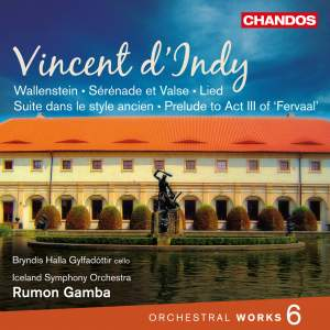 Vincent d'Indy - Orchestral Works Volume 6