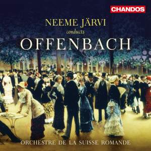 Neeme Järvi conducts Offenbach Product Image