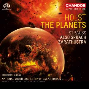 Edward Gardner conducts Holst & Richard Strauss